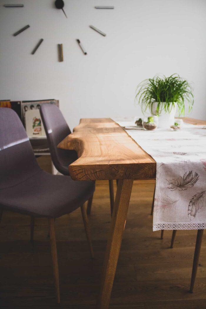 laud tammepuidust