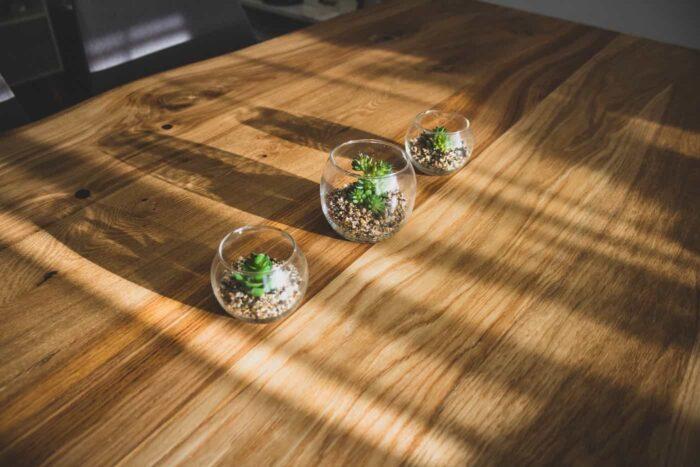 tammepuidust laud