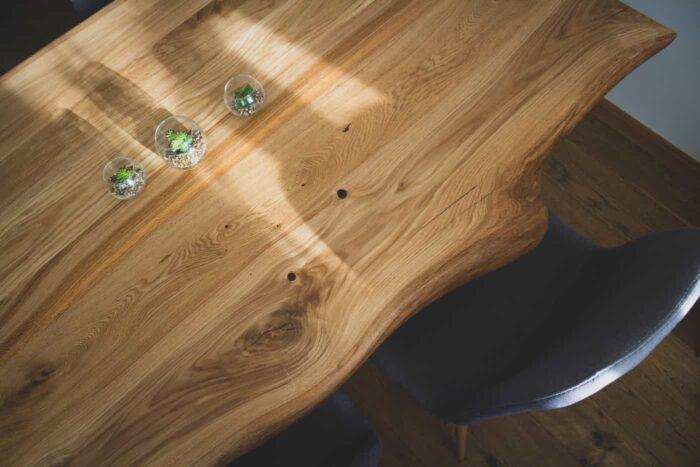 tammepuidust laud eesti