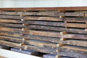 puidu kuivatamine