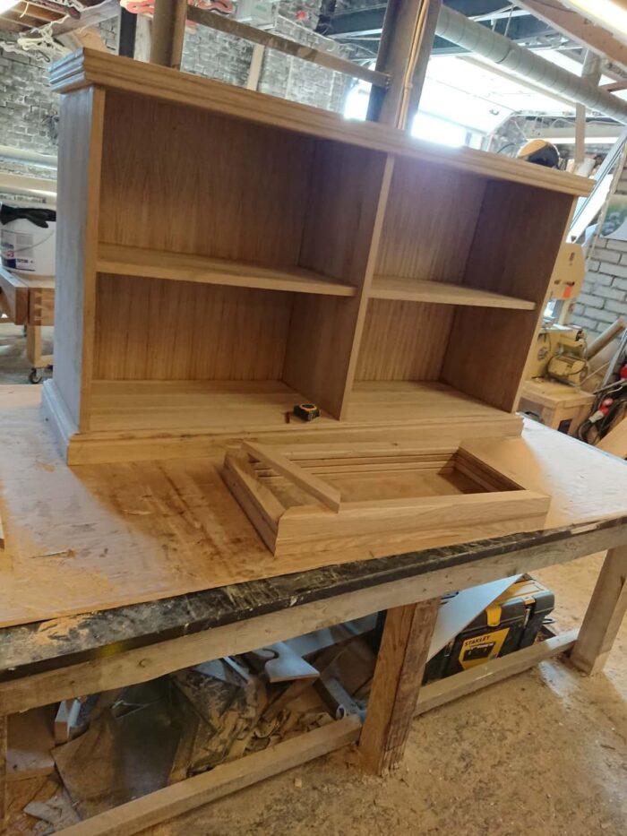 puidust kapi valmistamine